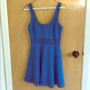 Elizabeth and James cutoff fit and flare dress!